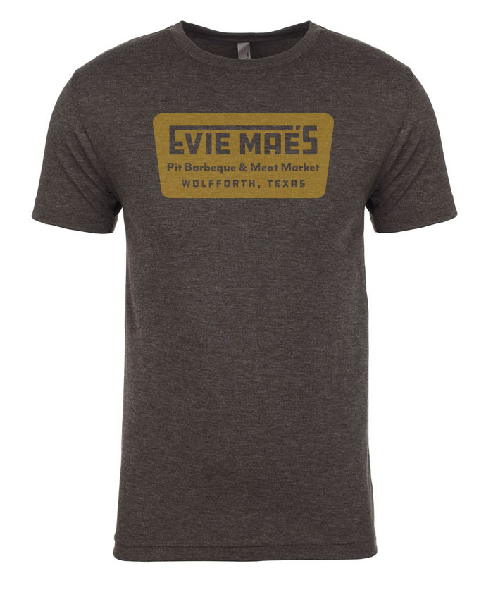 Evie Mae's T-shirt