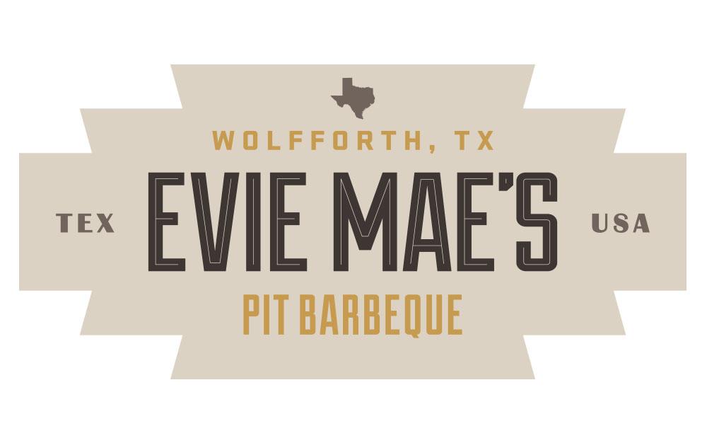 Evie Mae's Logo Design 2