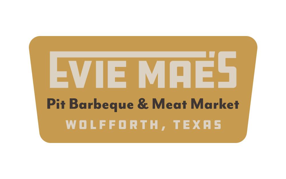 Evie Mae's Logo Design 3