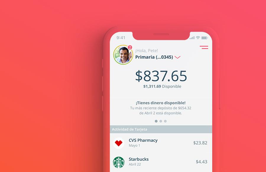 Viva First Mobiel App UX/UI